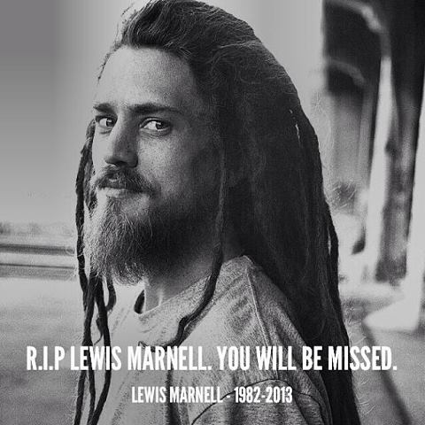 lewis Marnell, dreadlocks skateboarder
