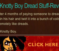 Knotty Boy Review in Acuff Zoo blog