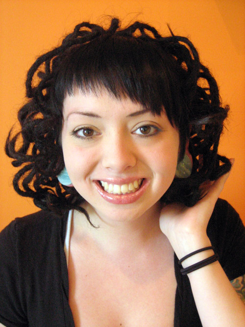 how to use pull through hair curlers site youtube.com