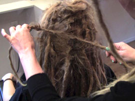 Splitting Dreads Apart