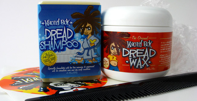 Dreadlocks Simple Starter Kit