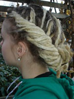 Dreadlock Styles: Natty Twist