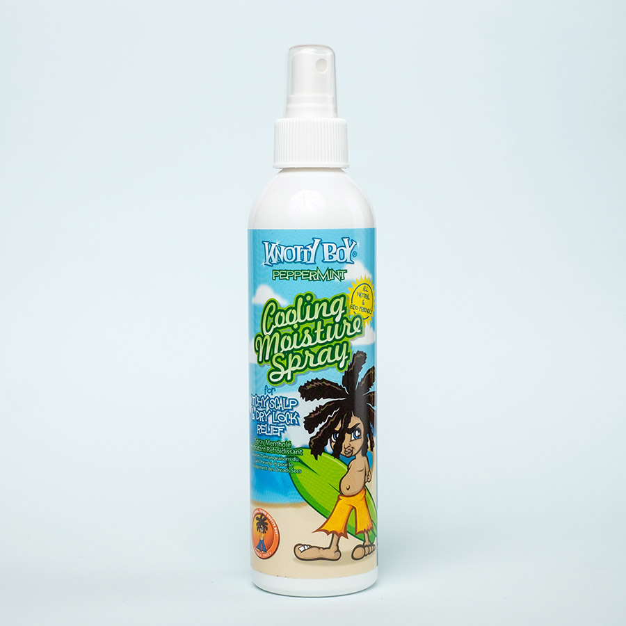 peppermint cooling spray 8 ounces or 235 millilitres