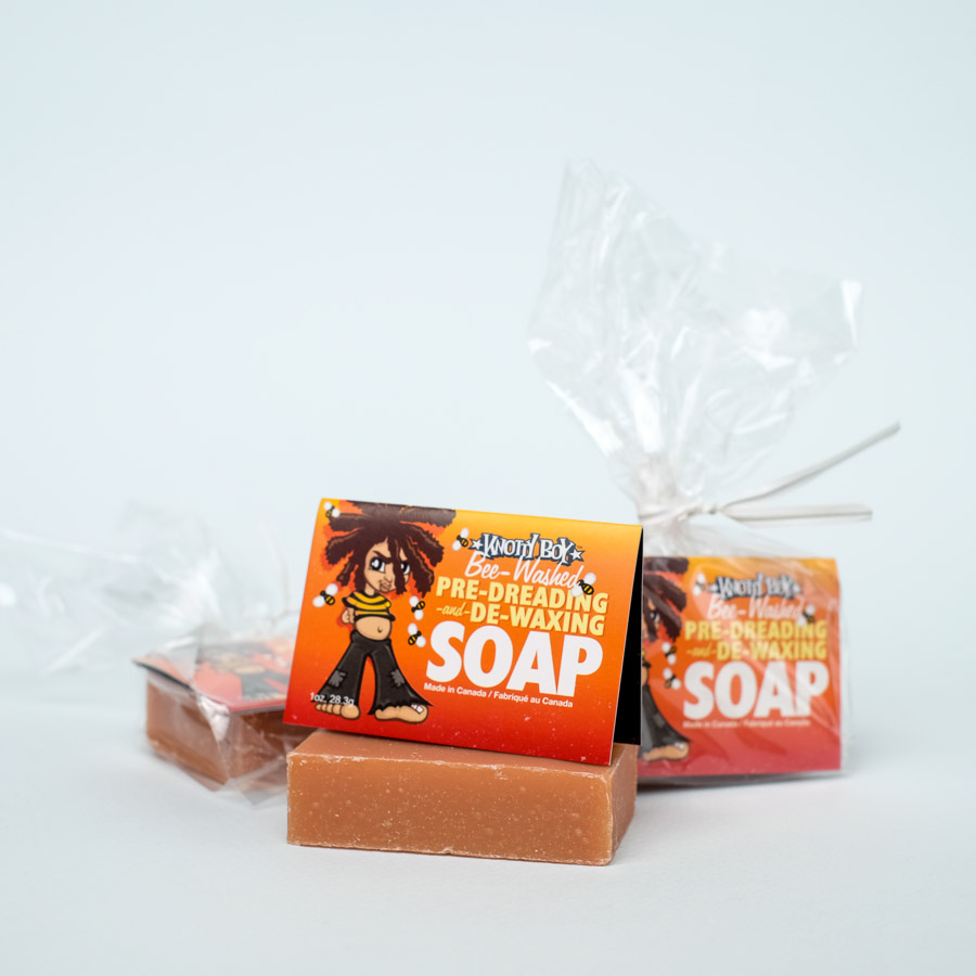 bee washed pre dread soap 3 pack