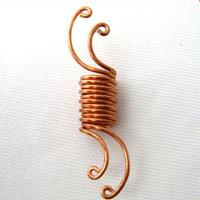 Copper Double Arm Coil