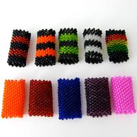 Peyote Stitch Beaded Dread Sleeves