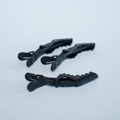 Crocodile Hair Clip 3-Pack