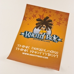 Knotty Poster
