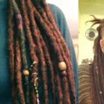 Dread with extensions!