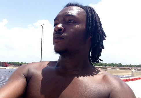 Another day at work - dreadlocks pictures | Knotty Boy