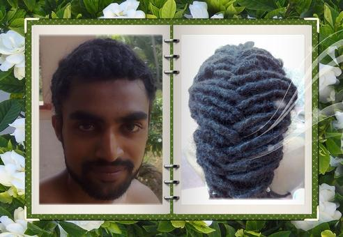 Dreadlocks in Sri Lanka
