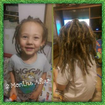 Little Dreadies