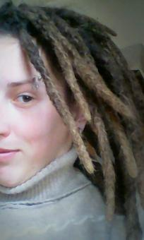 My wonderful dreadlocks