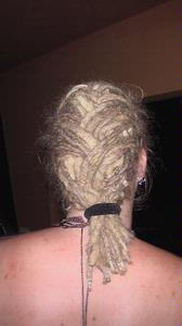 Nancy's dread braid
