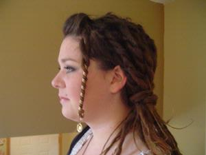 dread style for prom - dreadlocks pictures | Knotty Boy
