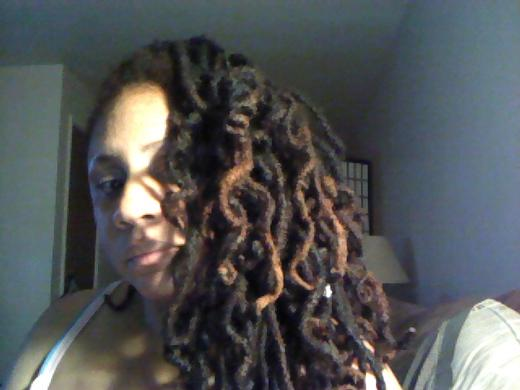 Curly Dreadlocks Curly dreads